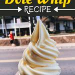 Disney Dole Whip Recipe