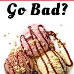 Does Ice Cream Go Bad
