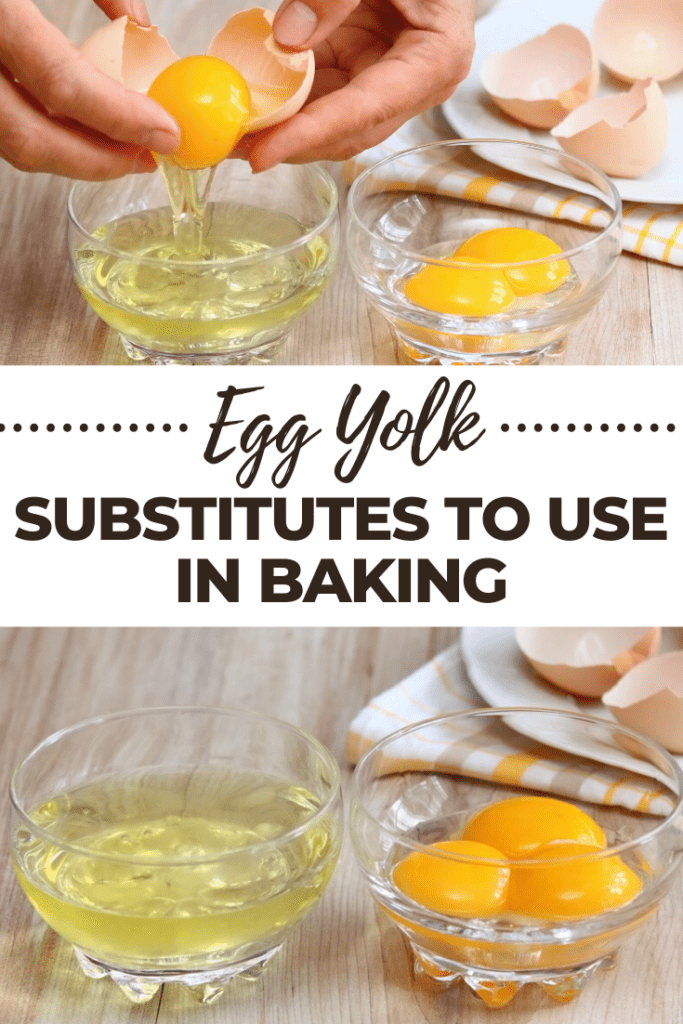 Egg Yolk Substitutes To Use In Baking