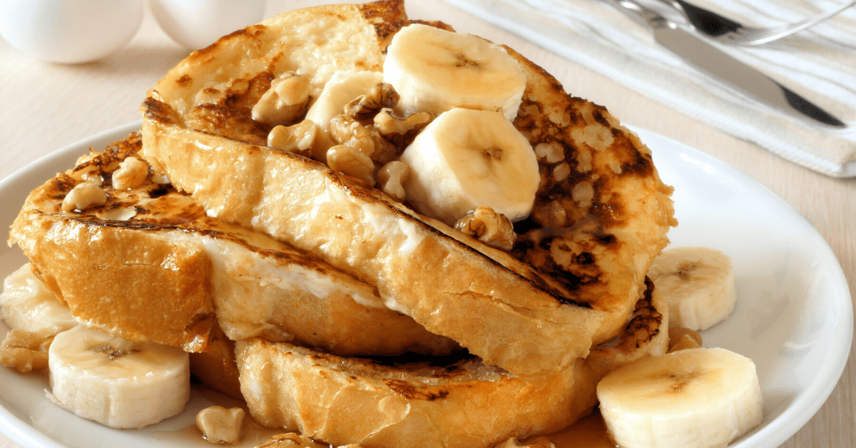14 French Toast Toppings