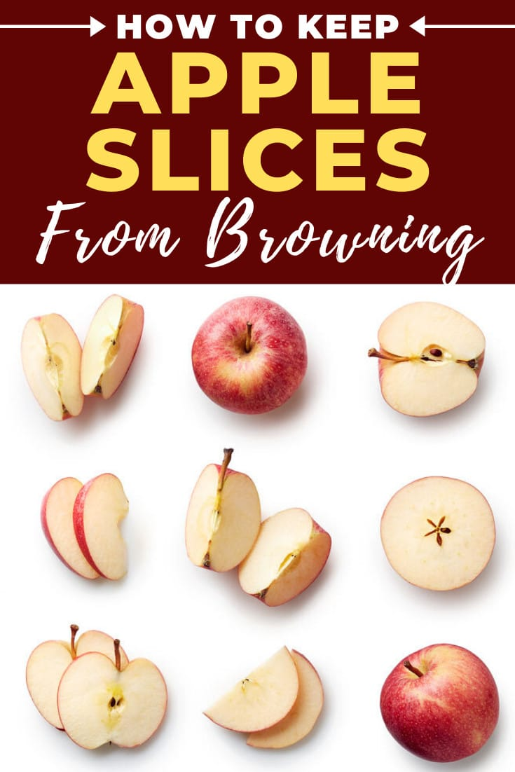 How To Keep Apple Slices From Browning