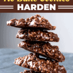 How To Make No-Bake Cookies Harden