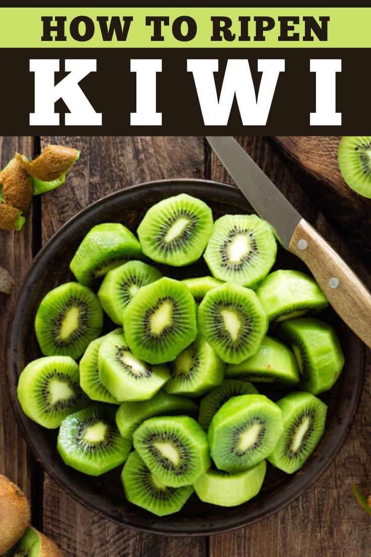 How To Ripen Kiwi