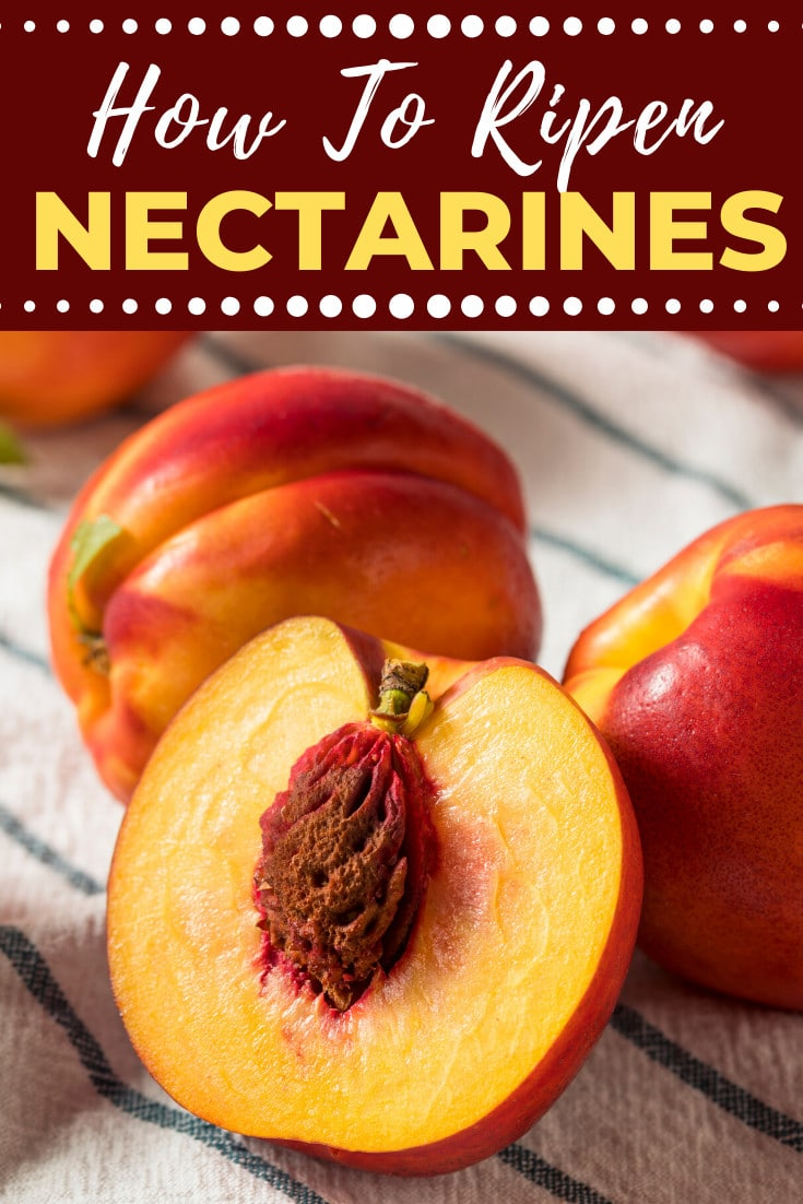 How to Ripen Nectarines