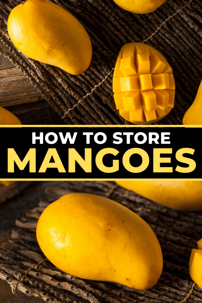 How To Store Mangoes Insanely Good