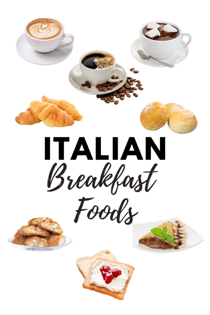 Italian Breakfast Foods