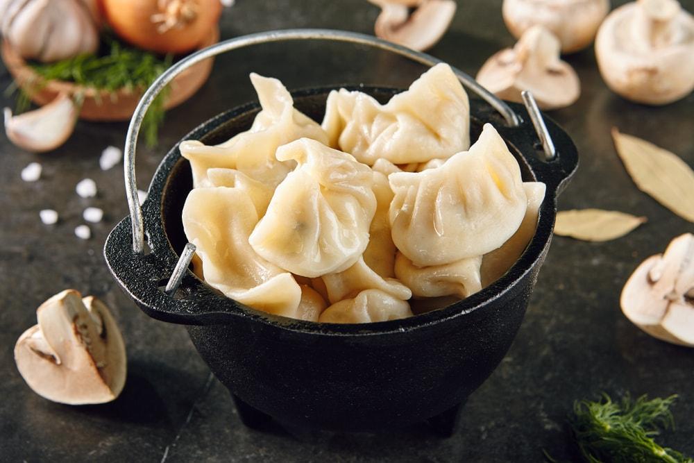 Jiaozi Chinese Dumplings