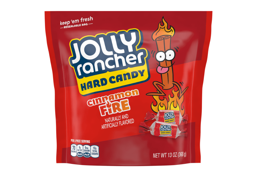 Jolly Rancher Cinnamon Fire Flavor