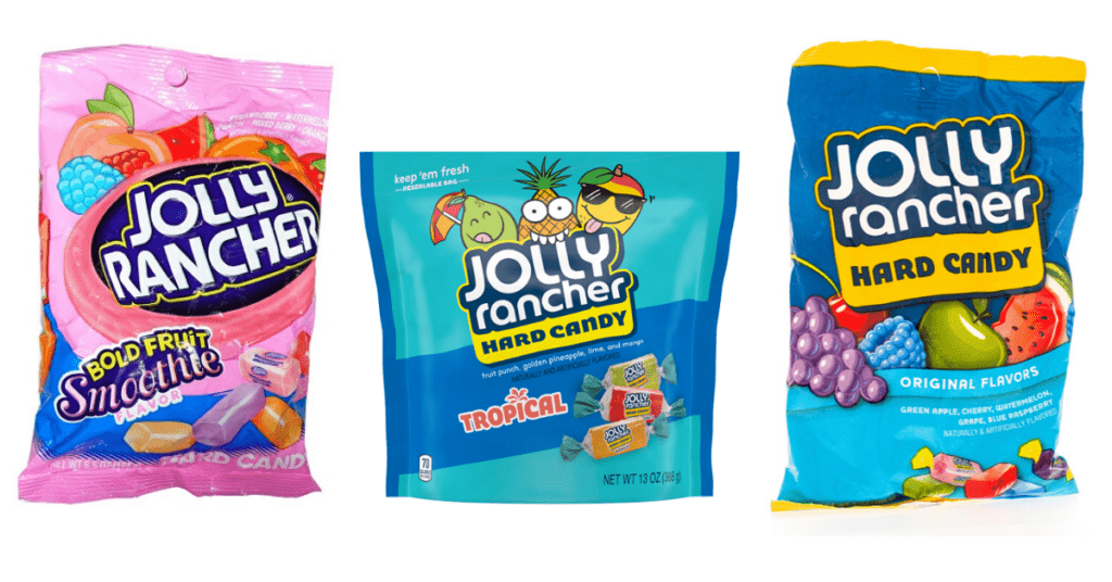 Jolly Rancher Flavors