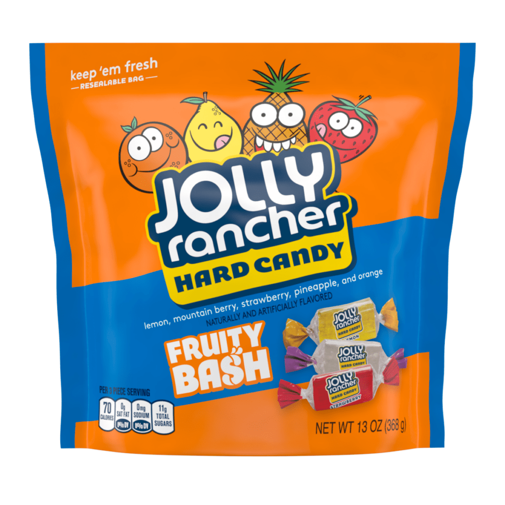 Jolly Rancher With Pineapple Flavor
