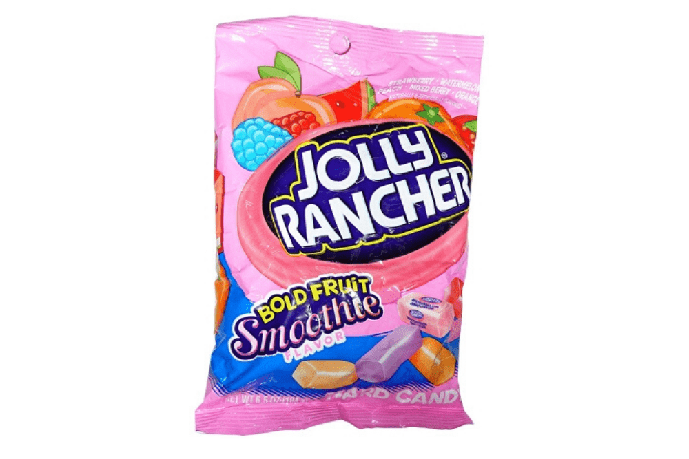 Jolly Rancher Smoothie Flavors