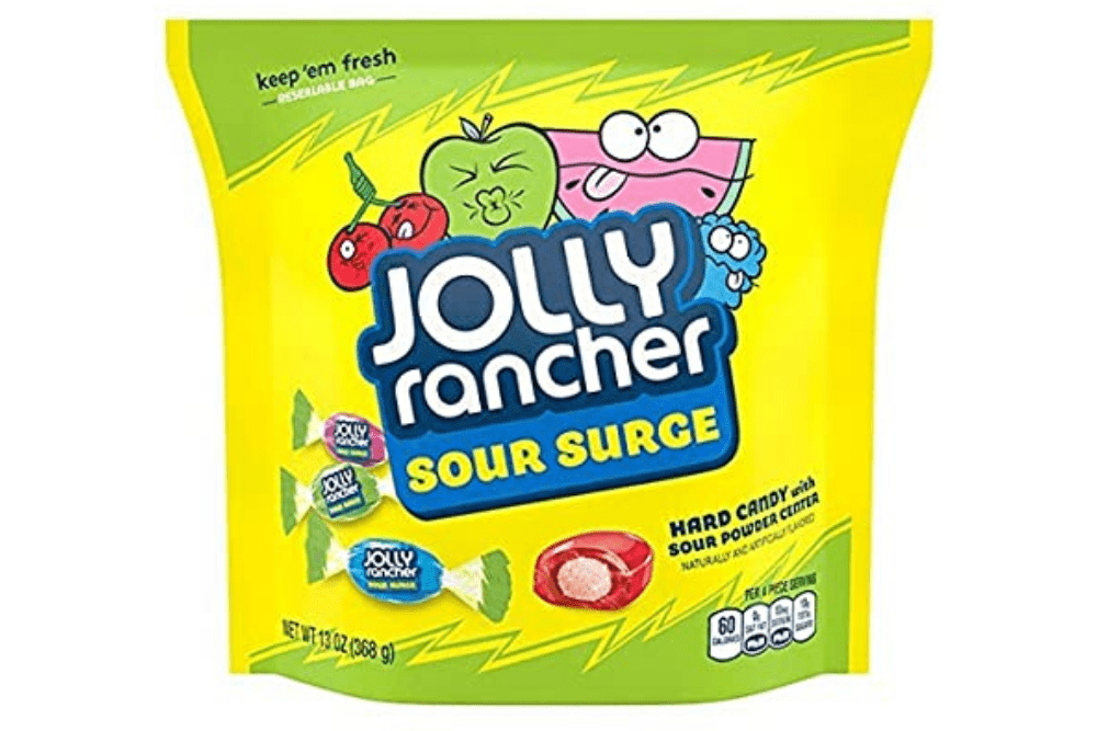 Jolly Rancher Sour Flavors