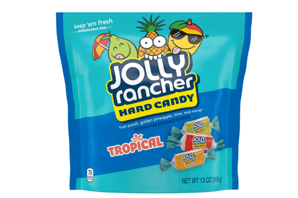 Jolly Rancher Tropical Flavors