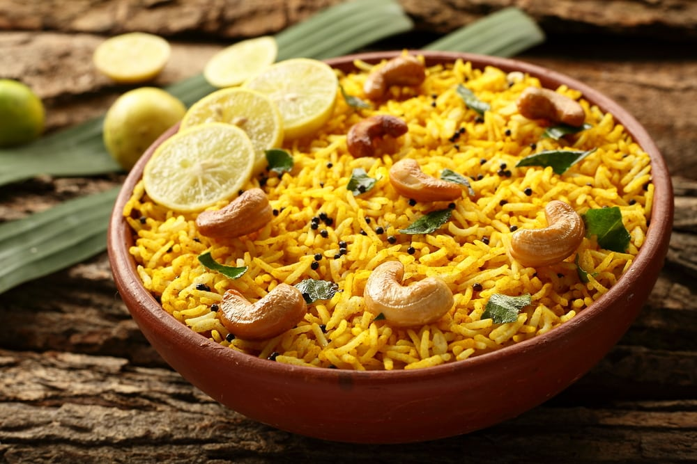 Lemon Rice Pilaf