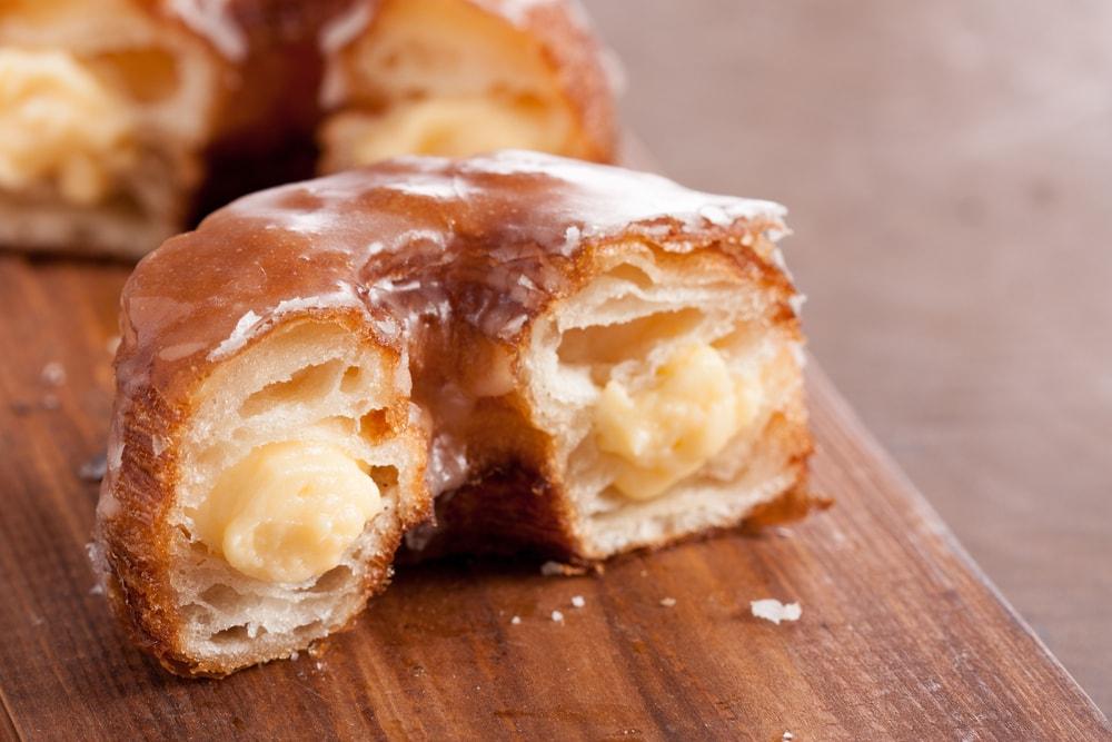 Pastry Cream Croissant