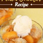 Patti Labelle's Peach Cobbler