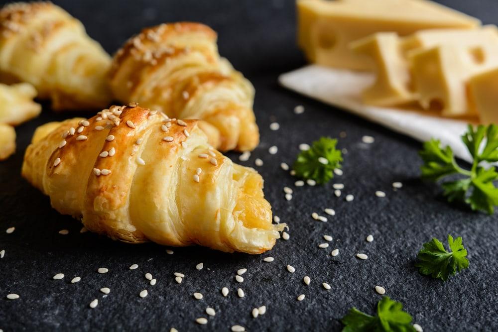 Pesto Croissants