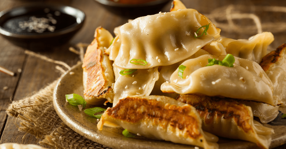 What to Serve with Potstickers: 13 Asian Sides