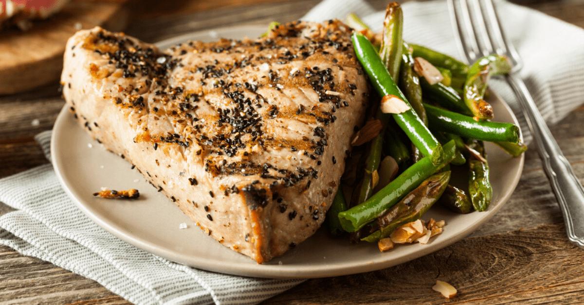 What to Serve with Tuna Steak