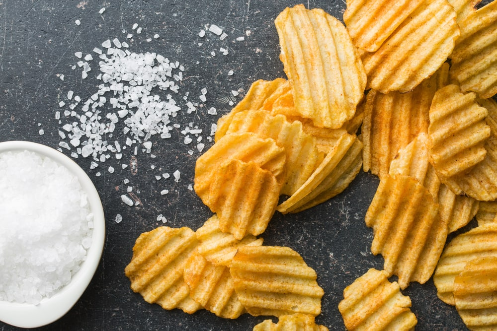 Salted Chips