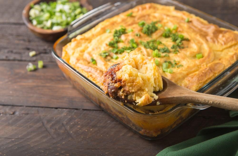 Brisket Shepherd's Pie