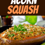 What To Serve With Acorn Squash