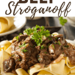 What To Serve With Beef Stroganoff
