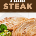 What To Serve With Tuna Steak