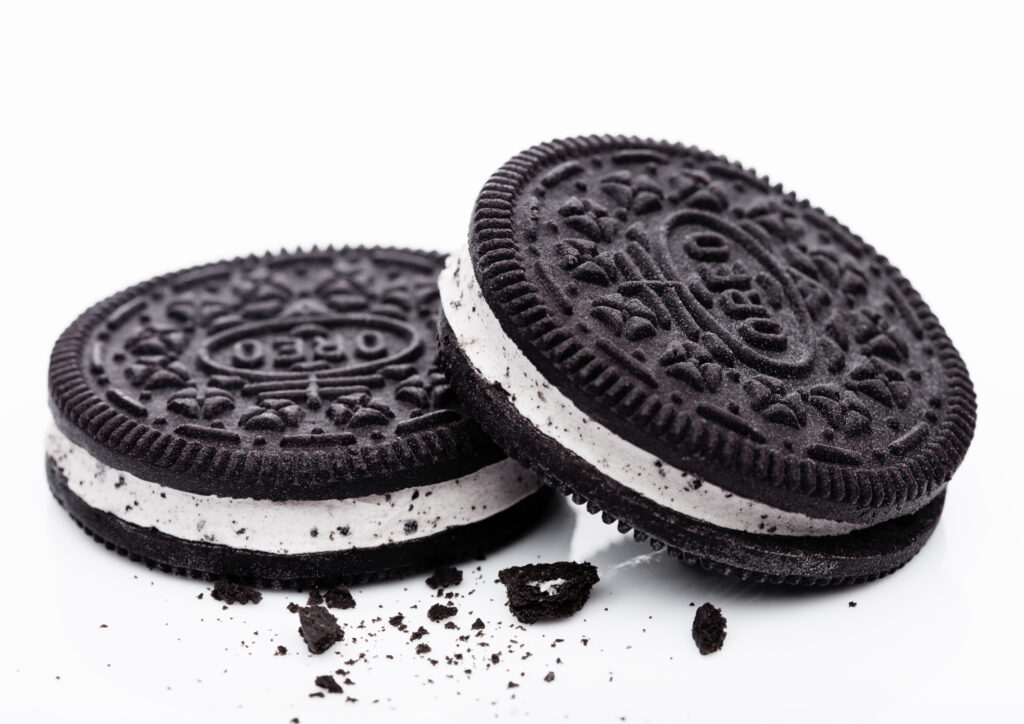 Crushed Oreos