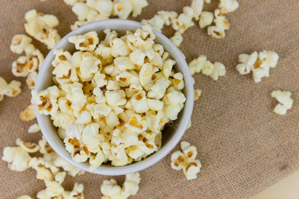 Popcorn or Kettle Corn