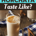 What Does Horchata Taste Like