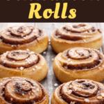 Bisquick Cinnamon Rolls