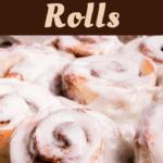 Easy Bisquick Cinnamon Rolls