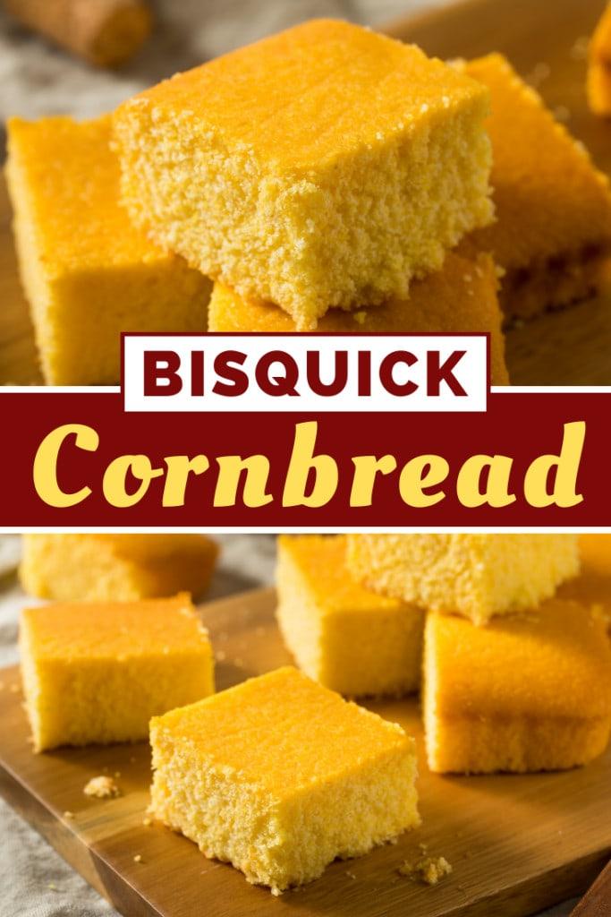 Bisquick Cornbread
