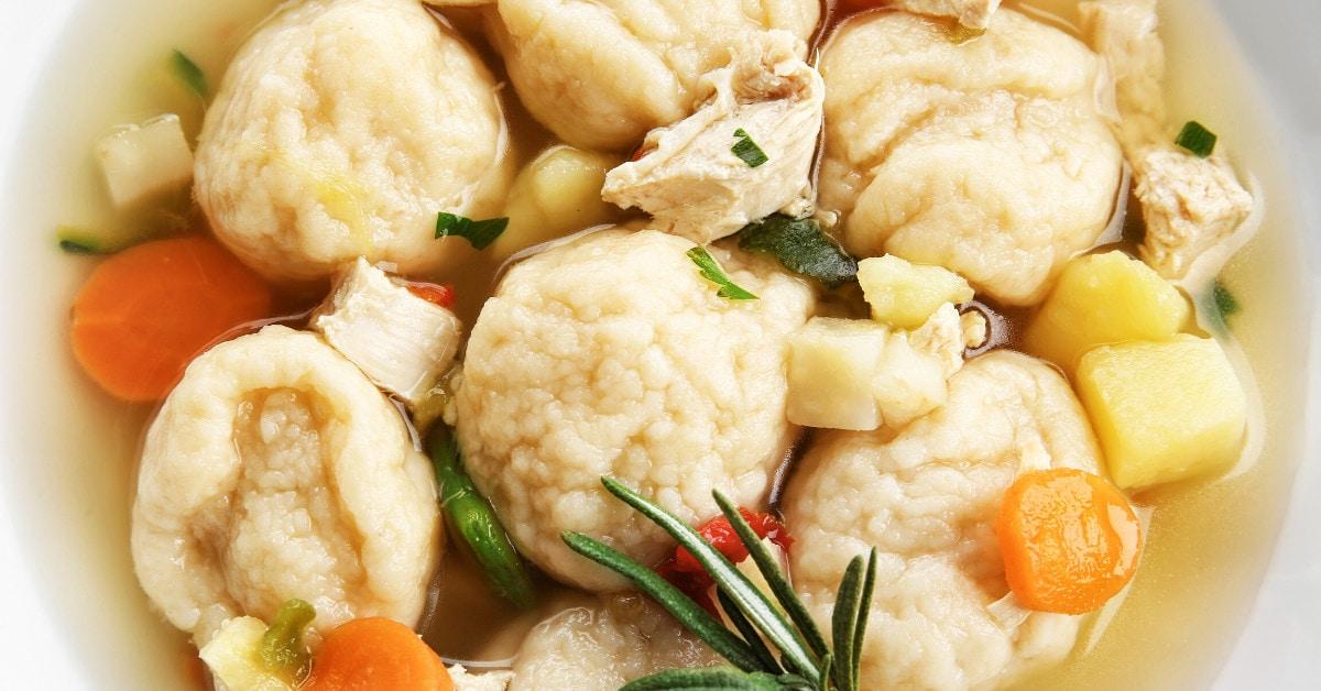 Bisquick Dumplings Recipe
