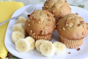 Bisquick Banana Muffins