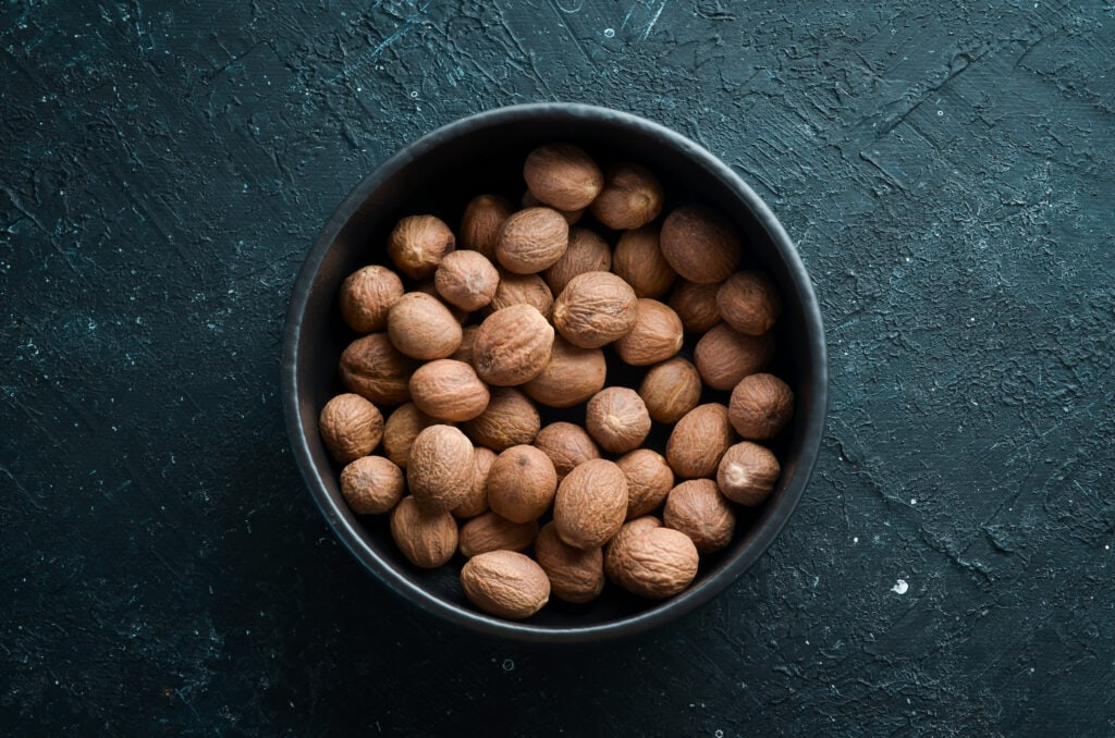 Bowl of Nutmeg