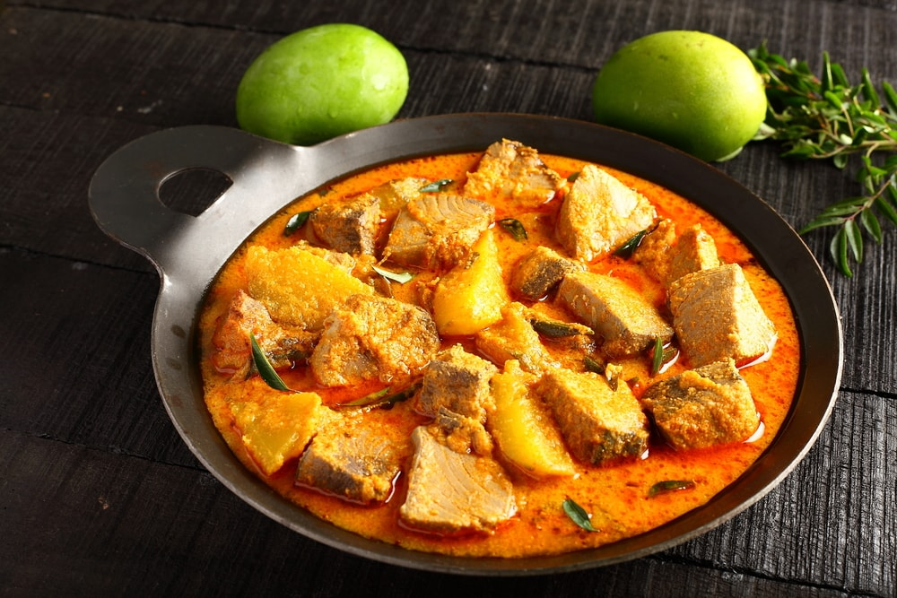 Kingfish Curry