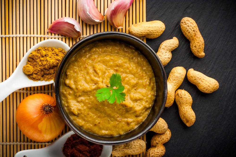 Peanut Butter Chili