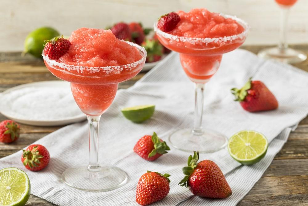 Red Frozen Margarita