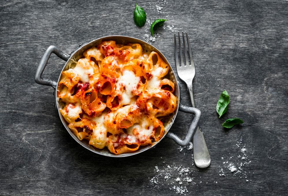Tomato Mac and Cheese