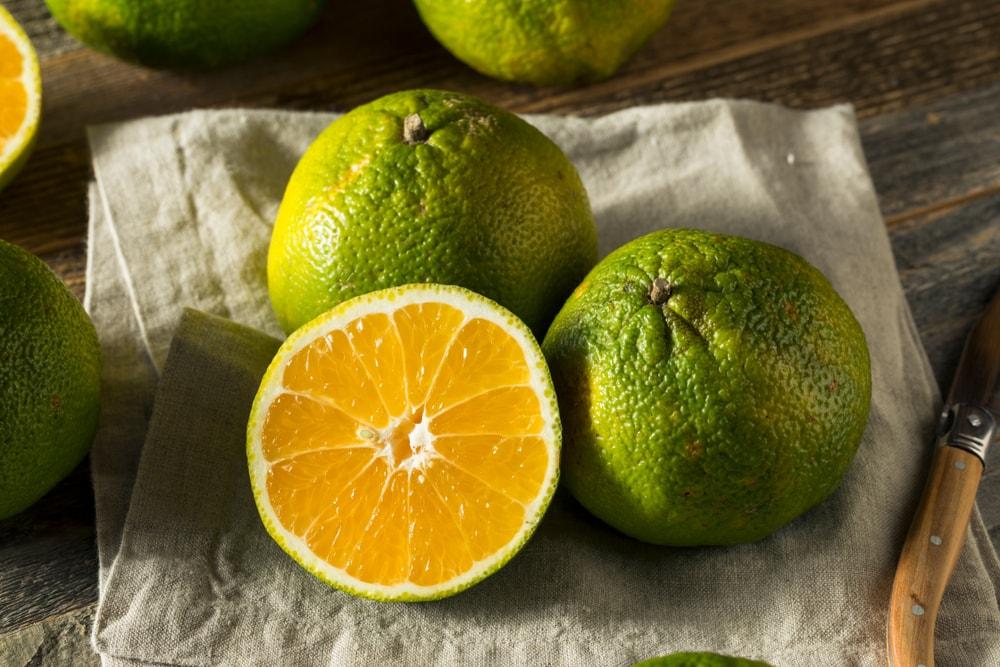 Raw and Organic Ugli Fruit