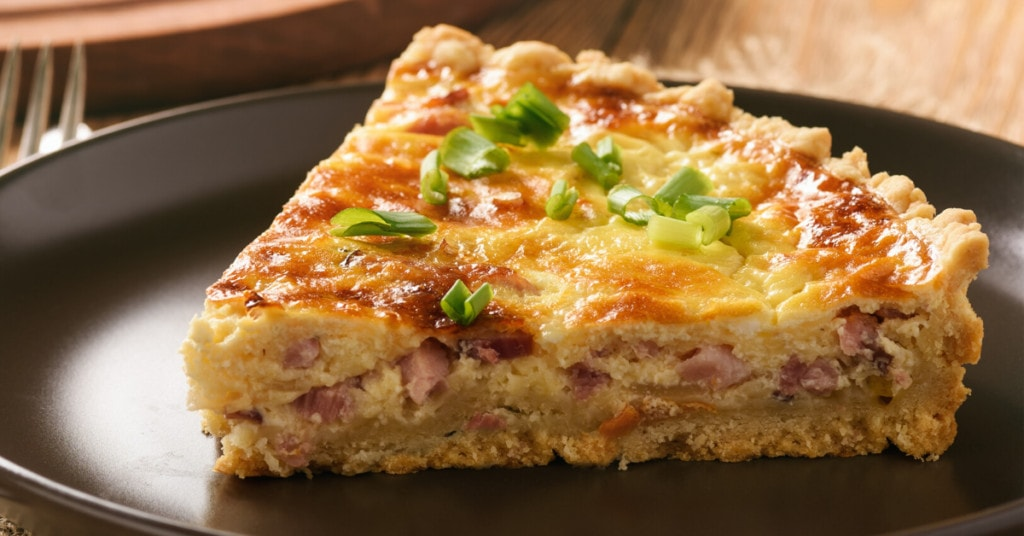 Bisquick Impossible Quiche
