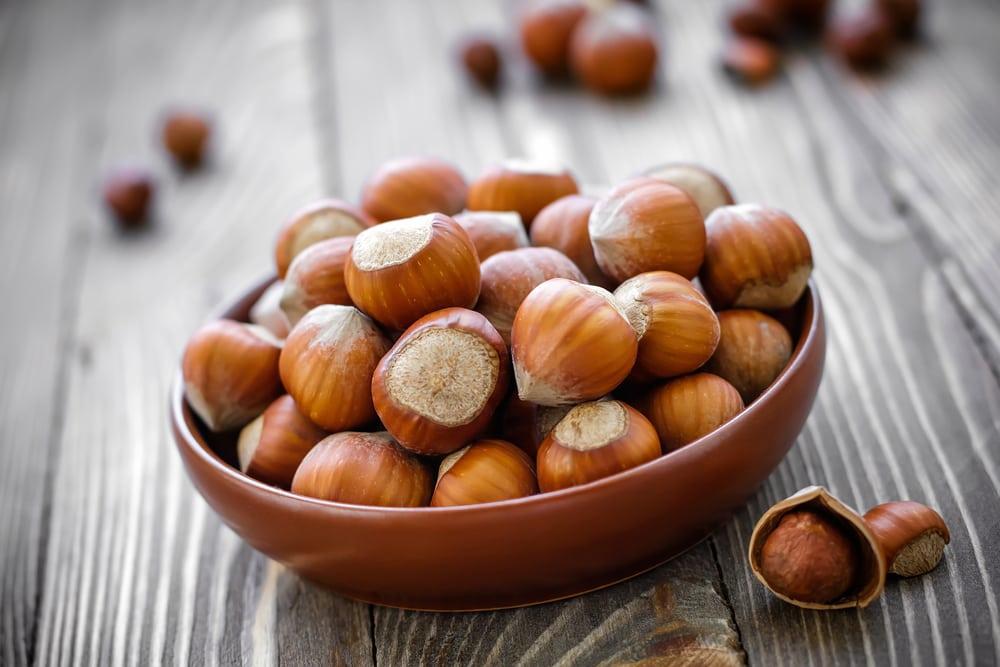 Filbert or Hazelnut