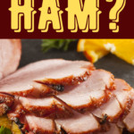 Can You Freeze Ham?