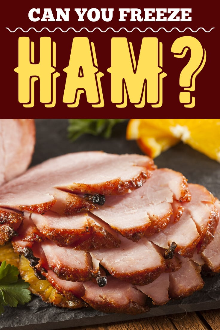 Can You Freeze Ham?