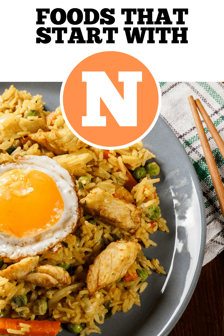 22 Foods That Start With N - Insanely Good