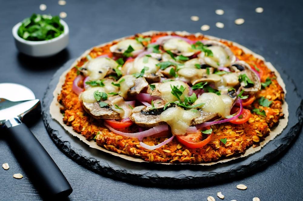 Hash Brown Pizza