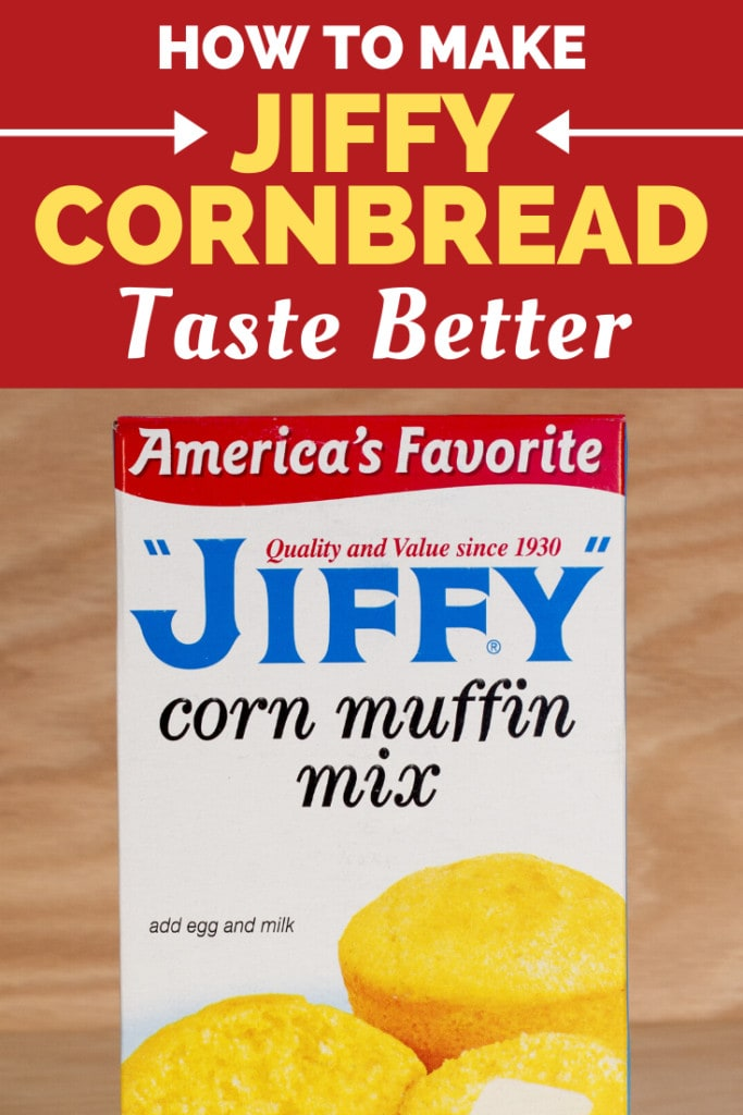 How to Make Jiffy Cornbread Better