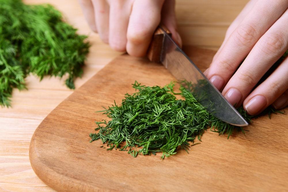 Chopped Dill